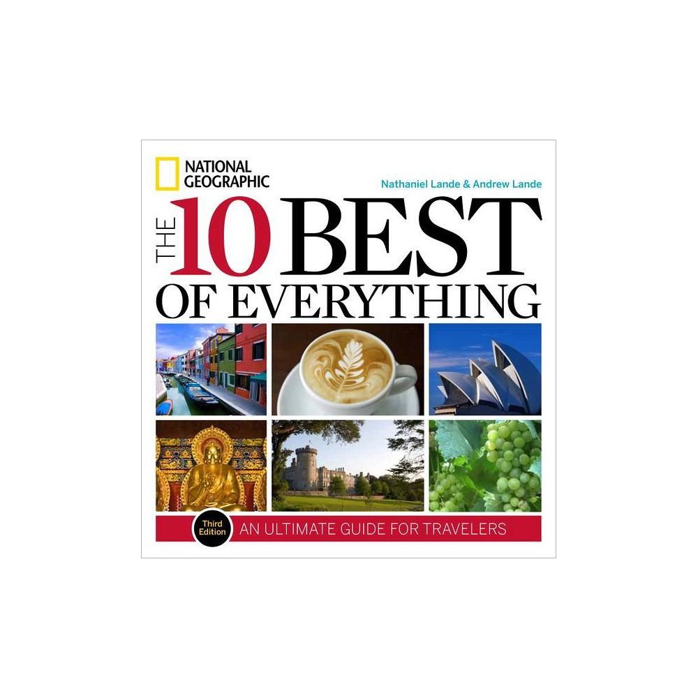 10 Best of Everything : An Ultimate Guide for Travelers (Paperback) (Nathaniel Lande & Andrew Lande)