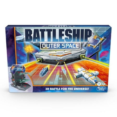 Battleship Outer Space Game Target