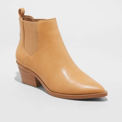 Women's Rosemary Chelsea Boots - Universal Thread™