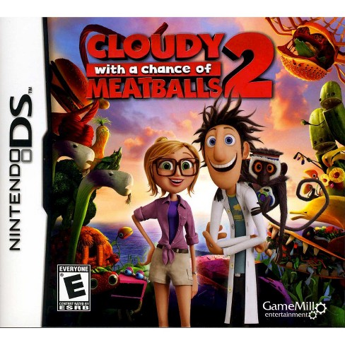Cloudy with a Chance of Meatballs 2 Nintendo DS - image 1 of 1