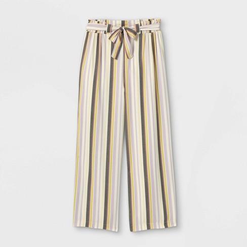 Girls' Straight Challis Tie-Waist Pants - art class™  - image 1 of 2