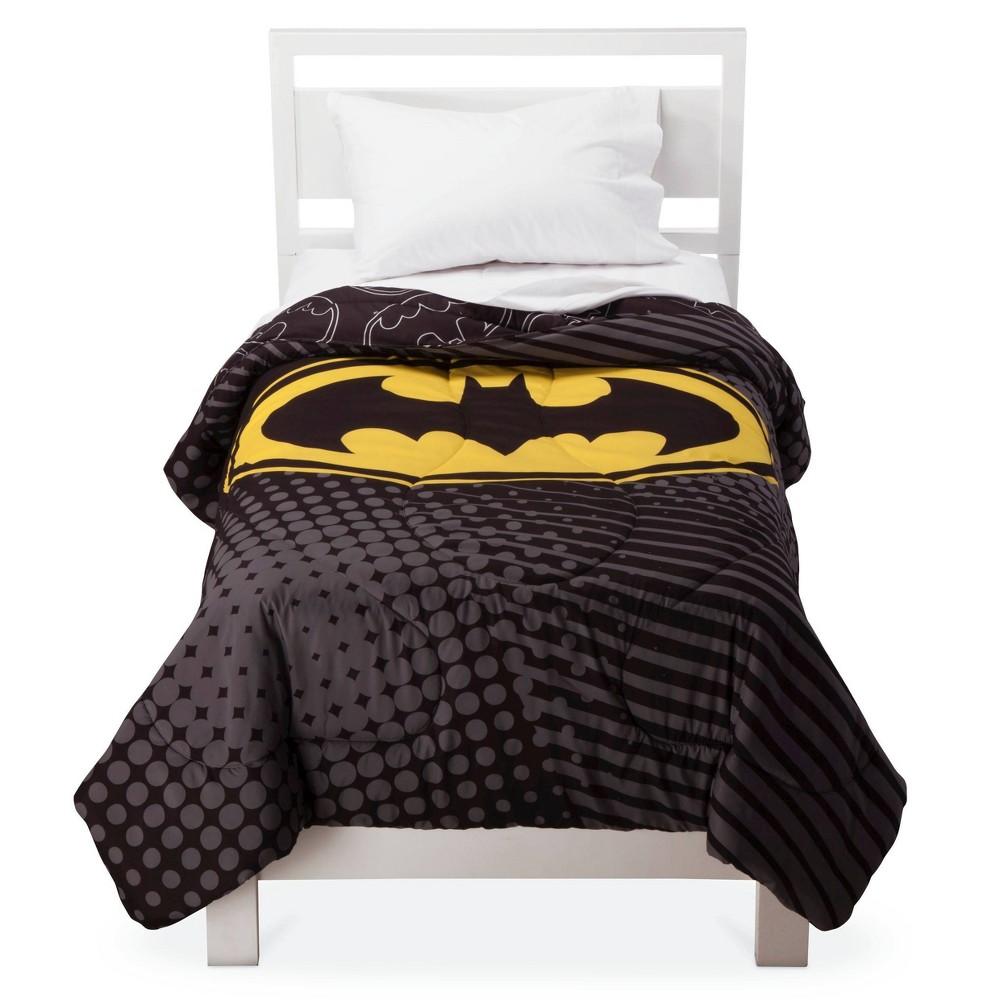 Batman Dark Knight Comforter Twin