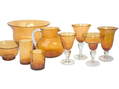 Artland Iris Drinkware Collection