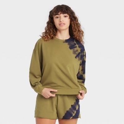 Women's Lightweight French Terry Pullover Sweatshirt - JoyLab™
