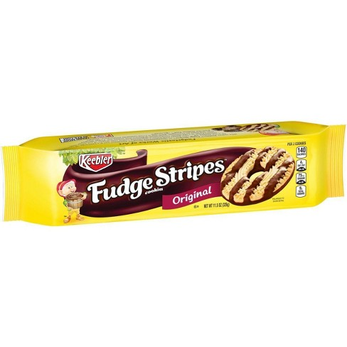 Keebler Fudge Shoppe Stripes Cookies