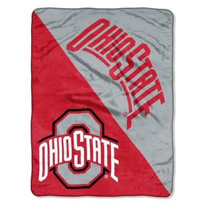 NCAA Northwest Micro Fleece Throw Blanket