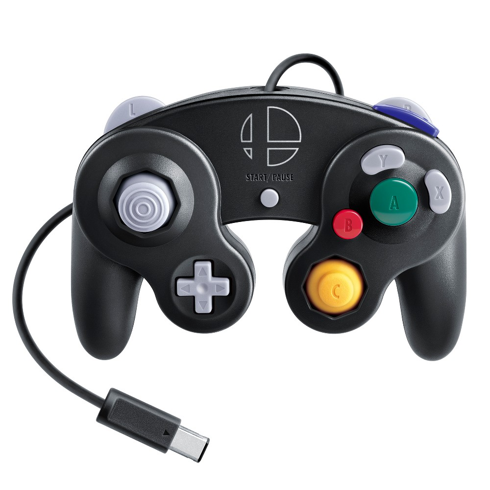 Nintendo GameCube Wired Controller - Super Smash Bros. Ul...
