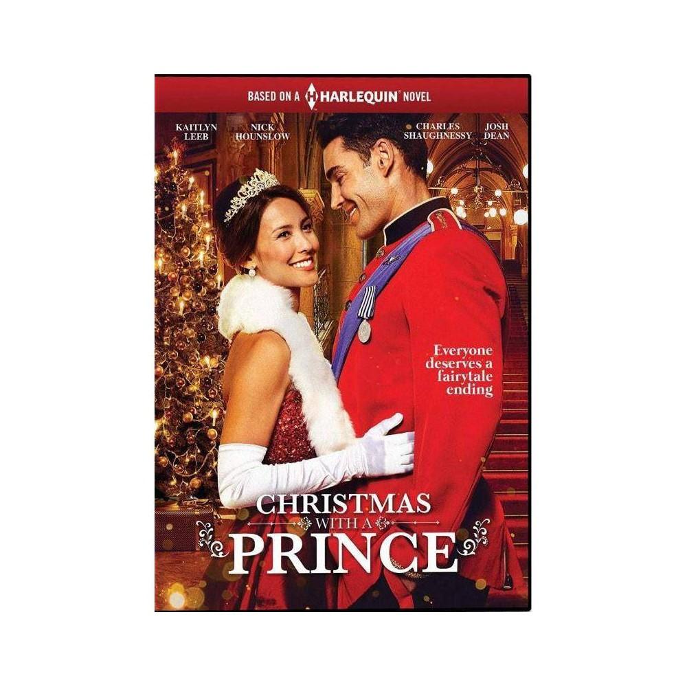 Christmas With A Prince Dvd 2018
