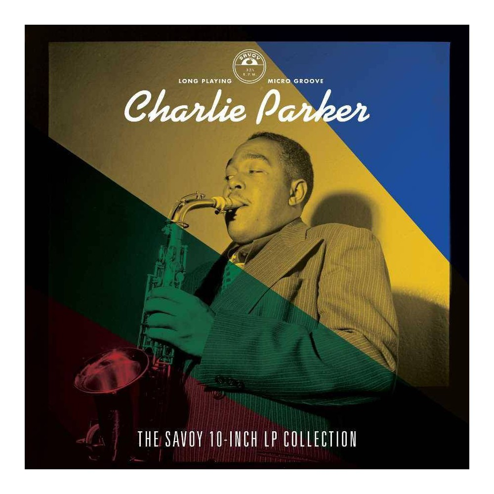 Charlie Parker The Savoy 10 Inch Lp Collection Cd