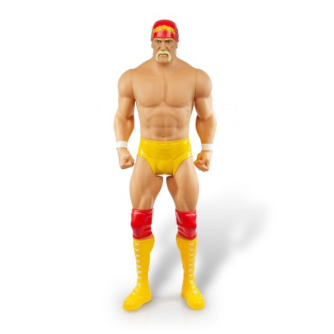 """Wicked Cool Toys WWE Hulk Hogan Action Figure   Giant Sized Wrestler Great for Kids   31"""" Tall - image 1 of 4"""