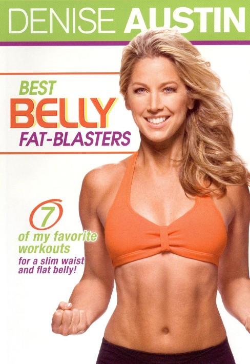 Denise's best belly fat blasters (DVD) - image 1 of 1