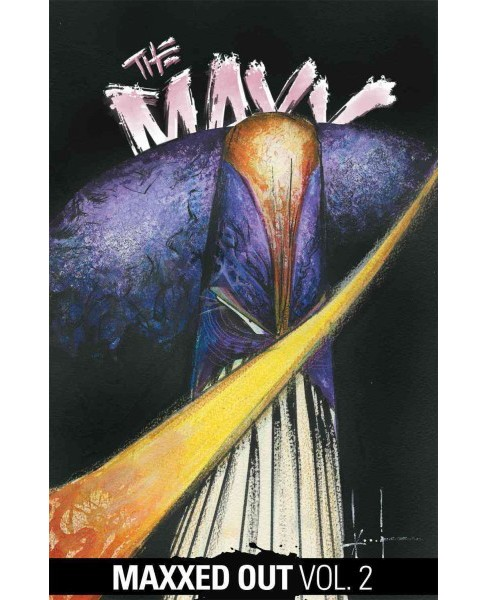Maxx : Maxxed Out (Paperback) (Sam Kieth & William Messner-Loebs) - image 1 of 1