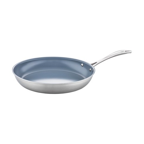 ZWILLING Spirit 3-ply Stainless Steel Ceramic Nonstick Fry Pan - image 1 of 3
