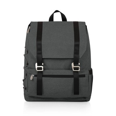 Picnic Time On The Go Traverse Cooler Backpack - Heathered Gray