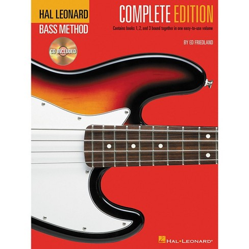 Hal Leonard Electric Bass Method - Second Edition (Book/Online Audio) - image 1 of 1