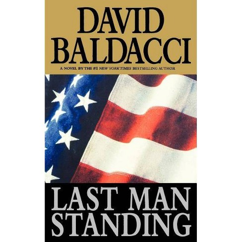 Last Man Standing - by  David Baldacci (Hardcover) - image 1 of 1
