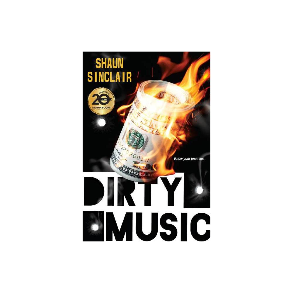Dirty Music Crescent Crew By Shaun Sinclair Paperback