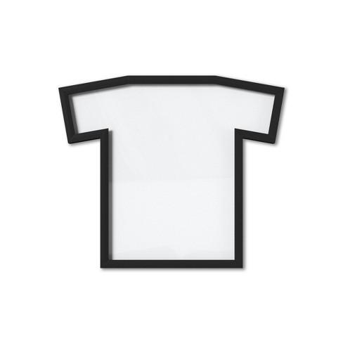 "28""x 31"" Medium T-Frame T-Shirt Display Frame Black - Umbra - image 1 of 4"