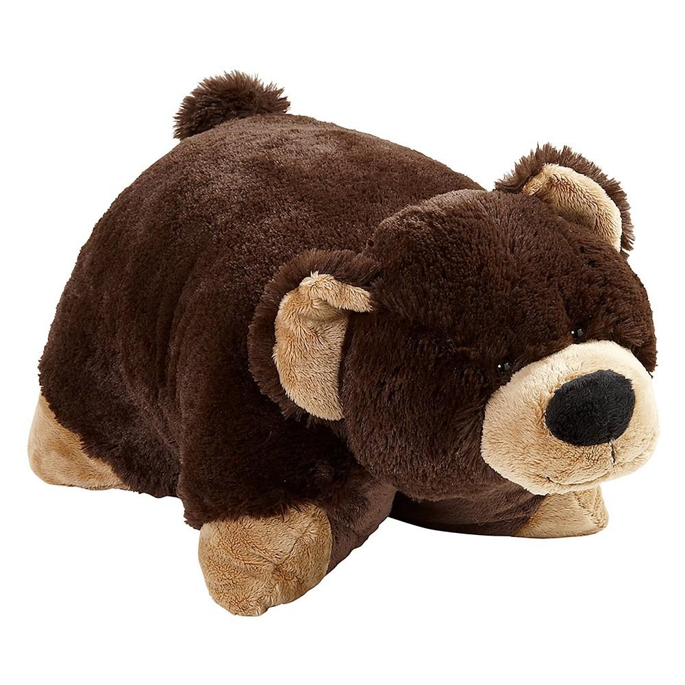 Image of Mr. Bear Pillow - Pillow Pet