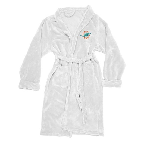 7d0f1060 NFL Miami Dolphins Bath Robe