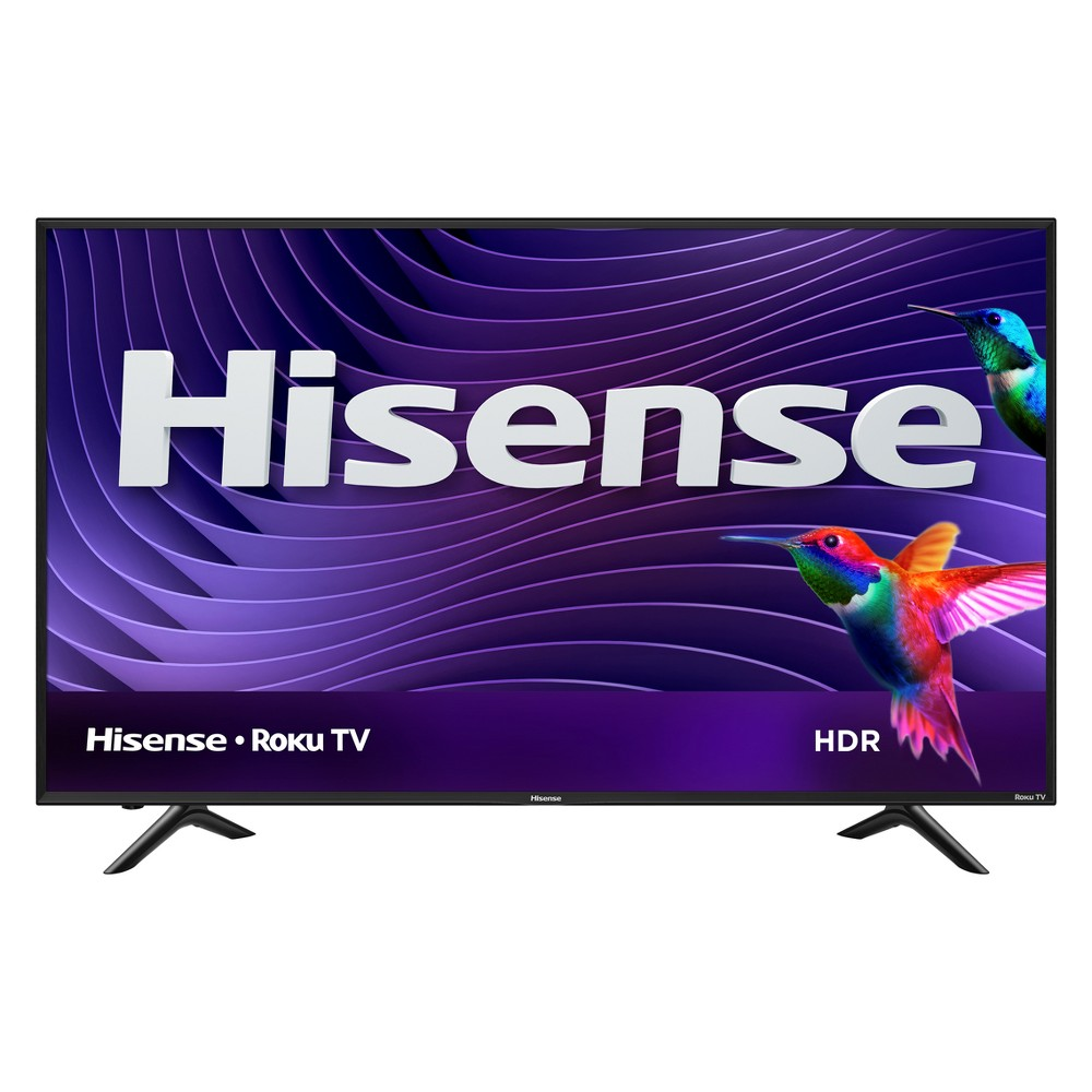 Hisense 65 4K Roku TV - Black (65R6D) With 4K resolution and Hdr-compatible technology you will never leave the couch.. The robust Roku TV operating system gives you access to more than 500,000 movies and TV episodes from thousands of free and paid channels. Color: Black.