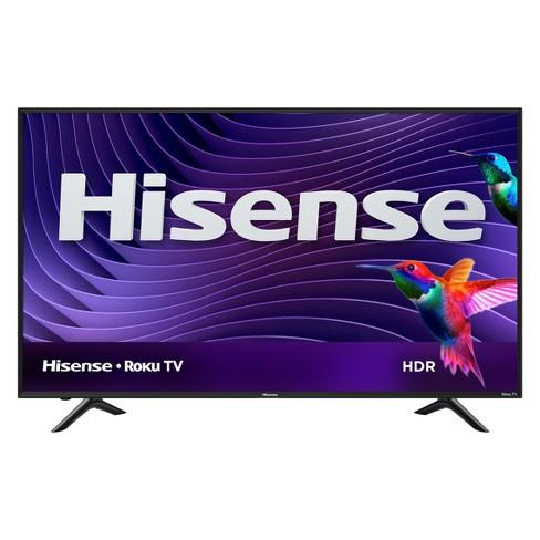 """Hisense 65"""" 4K ROKU TV - Black (65R6D) - image 1 of 6"""