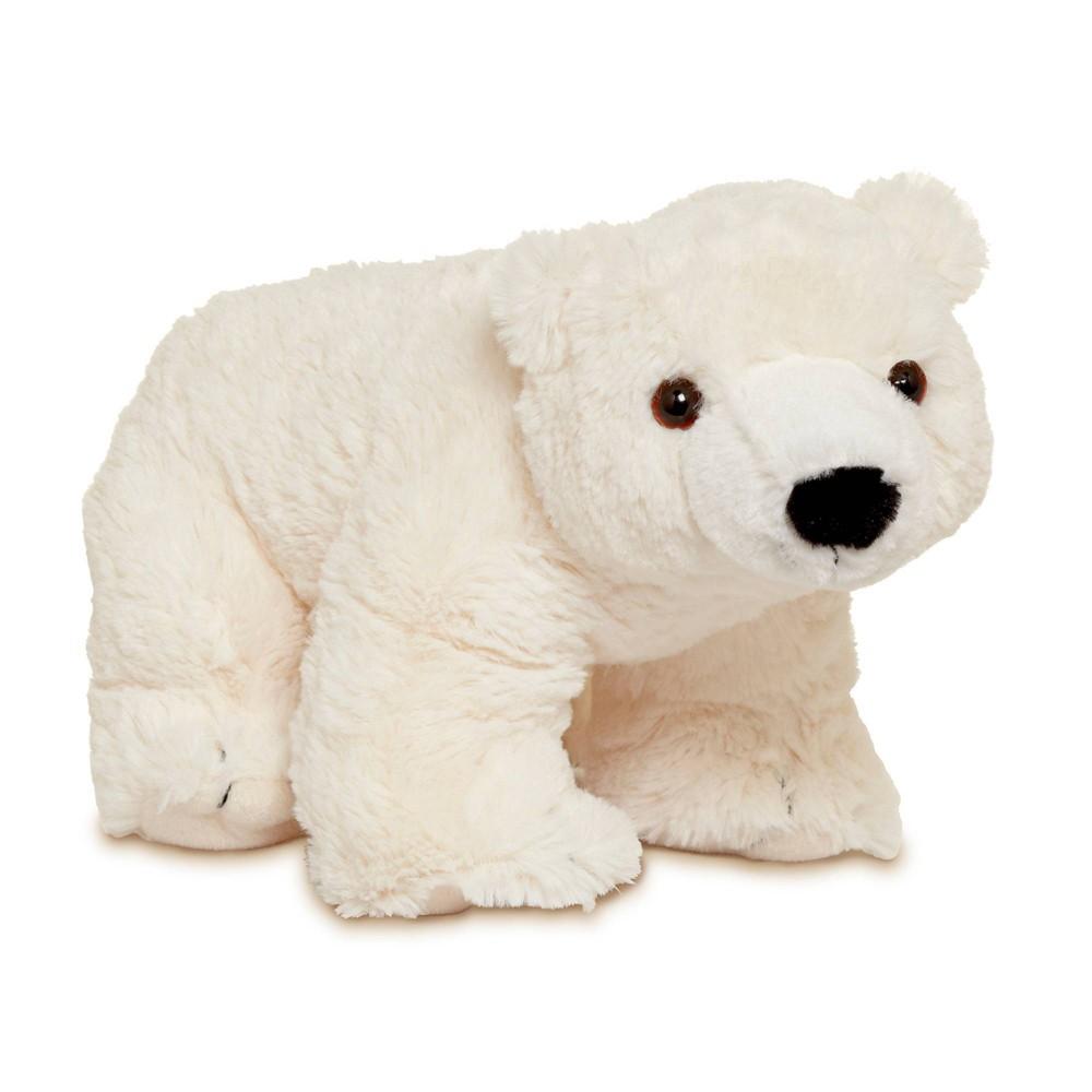 Melissa 38 Doug Glacier Polar Bear Stuffed Animal