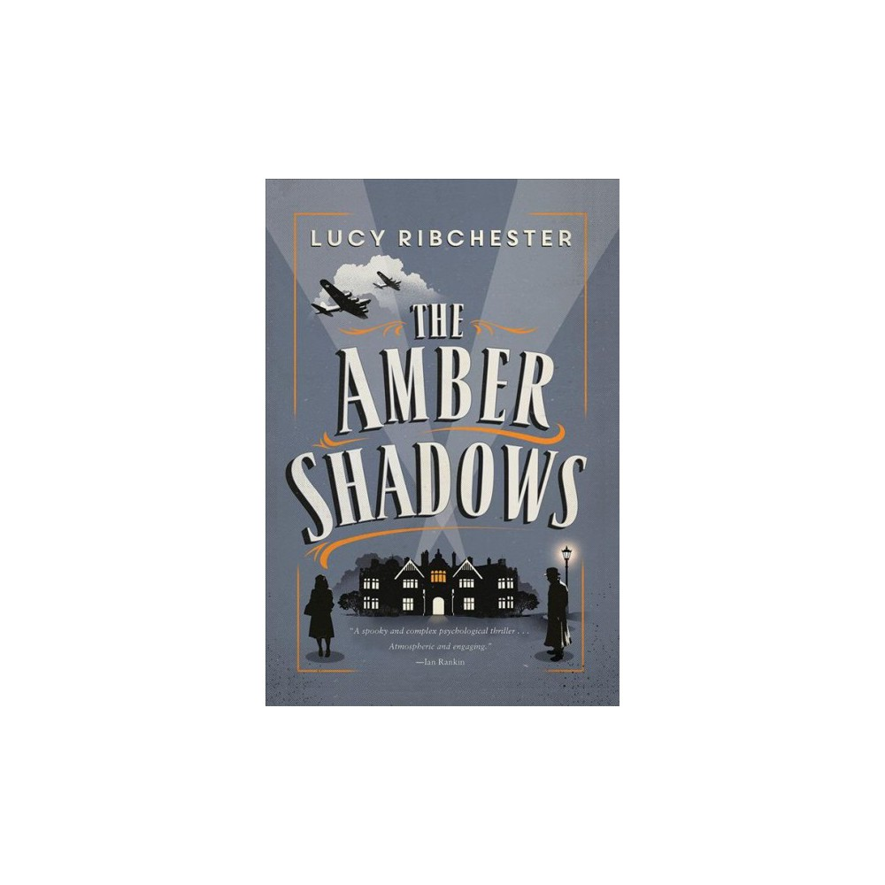 Amber Shadows - Reprint by Lucy Ribchester (Paperback)