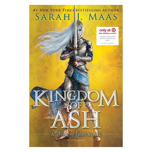 Kingdom of Ash Target Exclusive Edition by Sarah J. Maas (Hardcover) - image 1 of 1