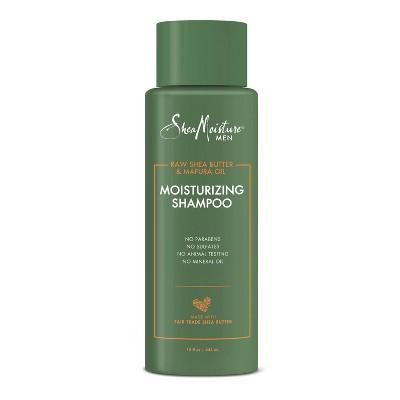 SheaMoisture Moisturizing Shampoo Raw Shea Butter & Mafura Oil - 15 fl oz