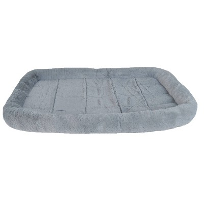 Bolster Crate Plush Dog Bed - XL - Boots & Barkley™