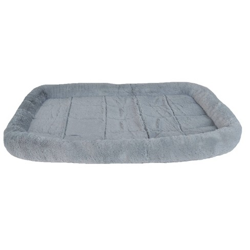 Bolster Crate Plush Dog Bed - Boots & Barkley™ - image 1 of 4