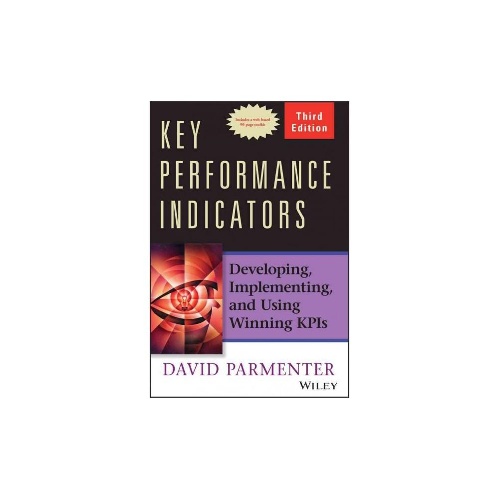 Key Performance Indicators (Hardcover)