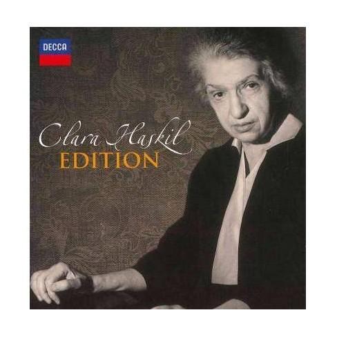 Beethoven - Clara Haskil Edition (CD) - image 1 of 1