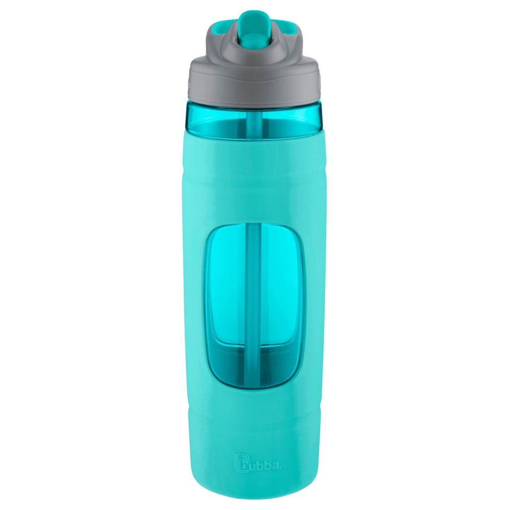 Image of Bubba Vibe Straw Spout Hydration Bottle 28oz - Island Teal (Blue)