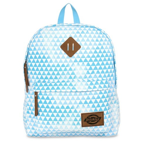 Dickies Classic Canvas Backpack - Cloud Triangles - image 1 of 3
