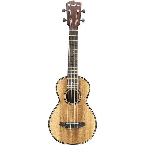 Breedlove Pursuit Concert Acoustic Ukulele Satin Natural - image 1 of 3