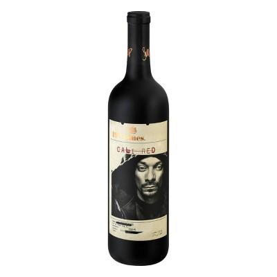 19 Crimes Snoop Cali Red Blend Wine - 750ml Bottle