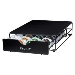 Keurig Non-Rolling 24ct Coffee Pod Storage Drawer