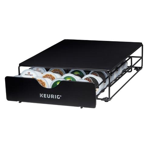 Keurig Non Rolling 24ct Coffee Pod Storage Drawer