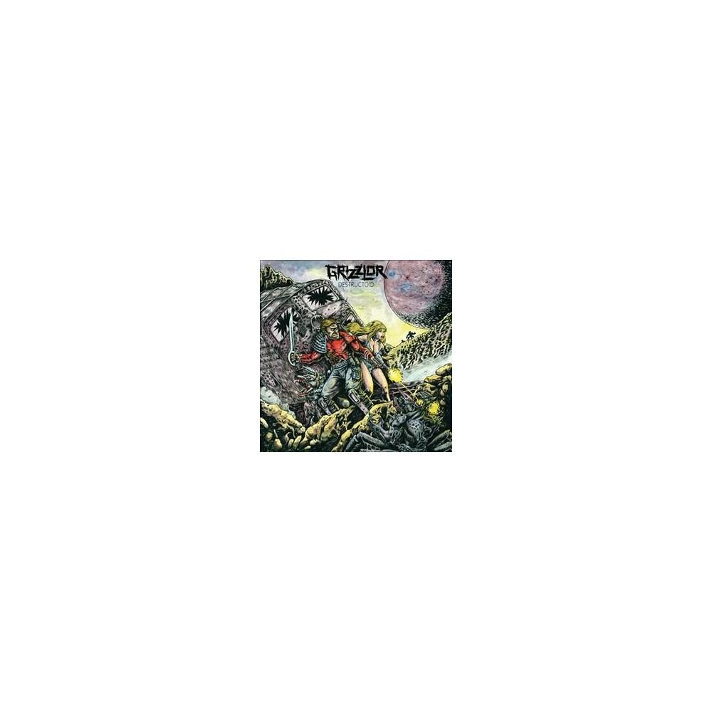 Grizzlor - Destructoid (Vinyl)