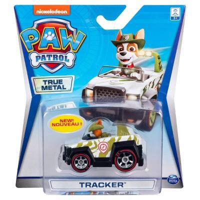 PAW Patrol Die-Cast Toy Vehicle Paw Patrol - Tracker 4X4 ATV
