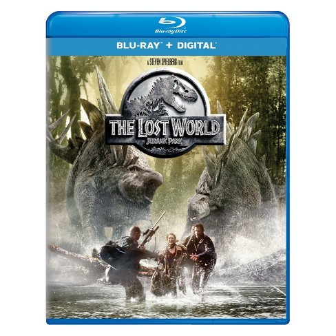 The Lost World: Jurassic Park (Blu-ray + Digital) - image 1 of 1