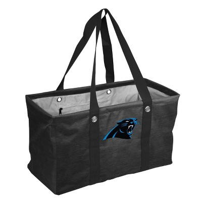 NFL Carolina Panthers Crosshatch Picnic Caddy Frame Backpack