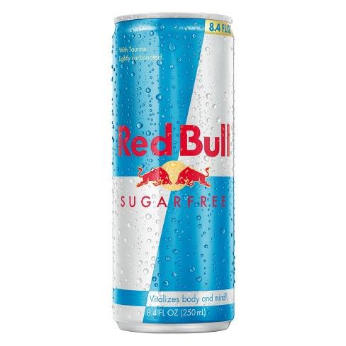 Red Bull Sugar Free Energy Drink - 8.4 fl oz Can - image 1 of 2