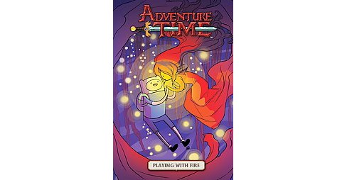 Adventure Time 1 : Playing With Fire (Paperback) (Danielle Corsetto & Zachary Sterling & Pendleton Ward) - image 1 of 1