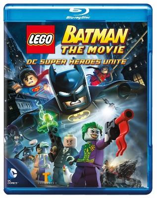 LEGO Batman: The Movie - DC Super Heroes Unite (Blu-ray)