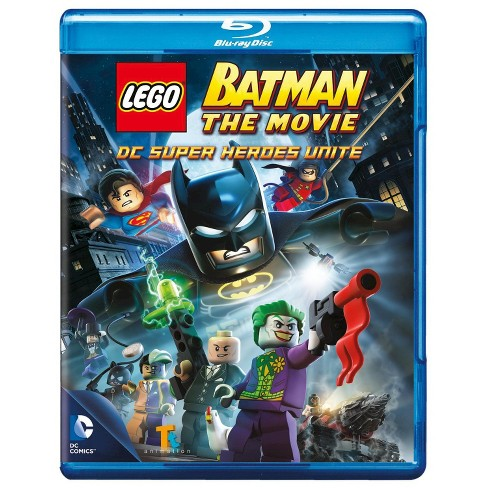 LEGO Batman: The Movie - DC Super Heroes Unite (Blu-ray) - image 1 of 1