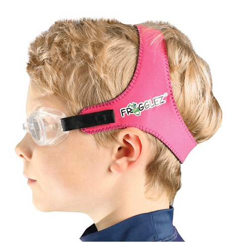 6533e31c78e Adjustable Frogglez® Swimming Goggles - Pink   Target