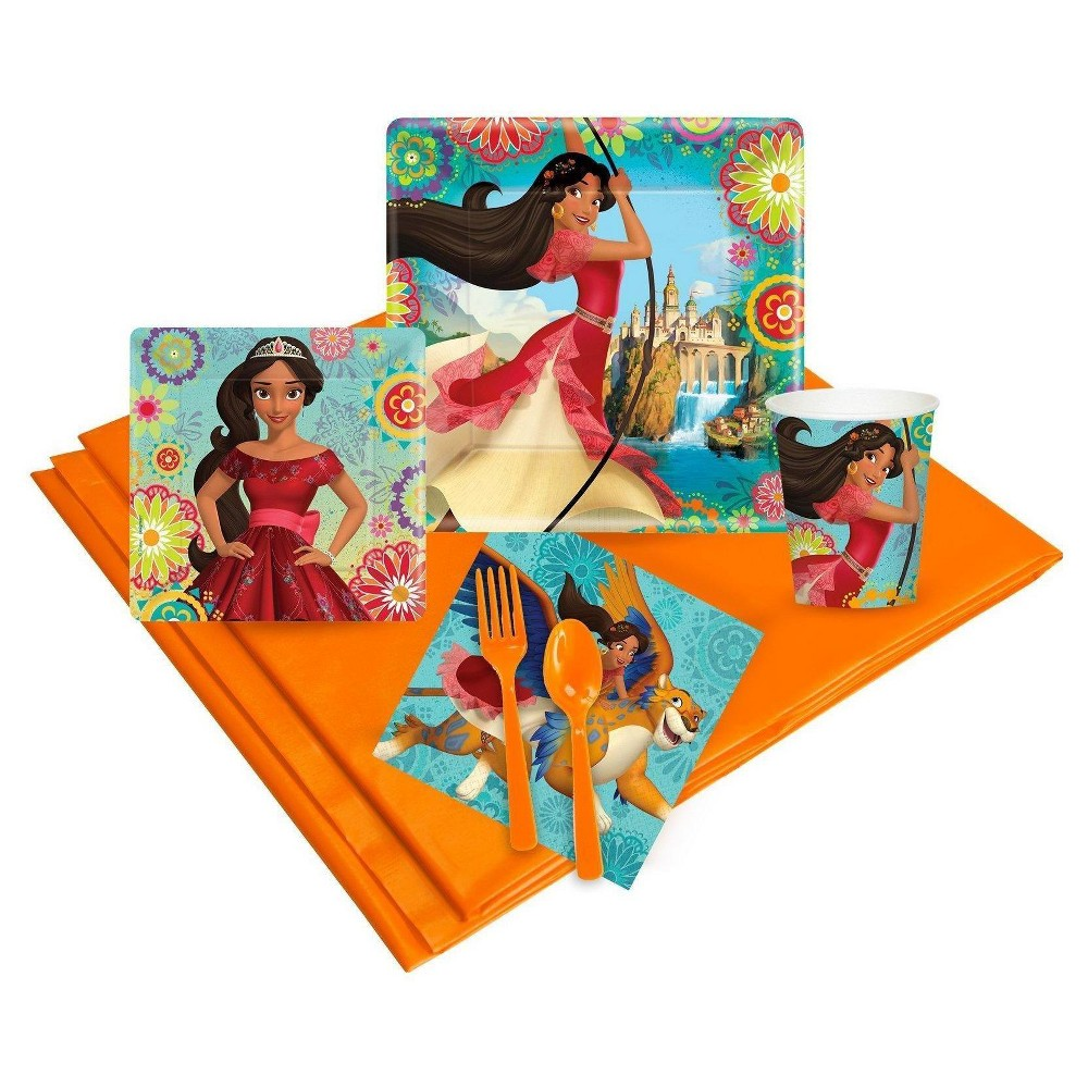 24ct Disney Elena of Avalor Party Pack, Multicolored